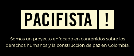 Pacifista, medio de comunicación de Colombia.