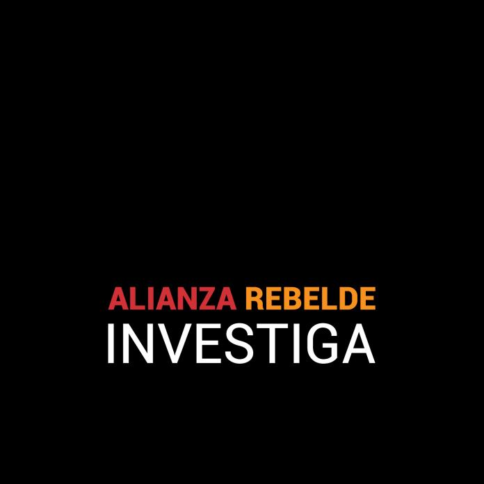 Alianza Rebelde Investiga Logo.